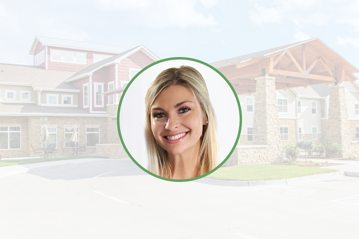 Meet Ashley Sartin — Our New Assisted Living Director