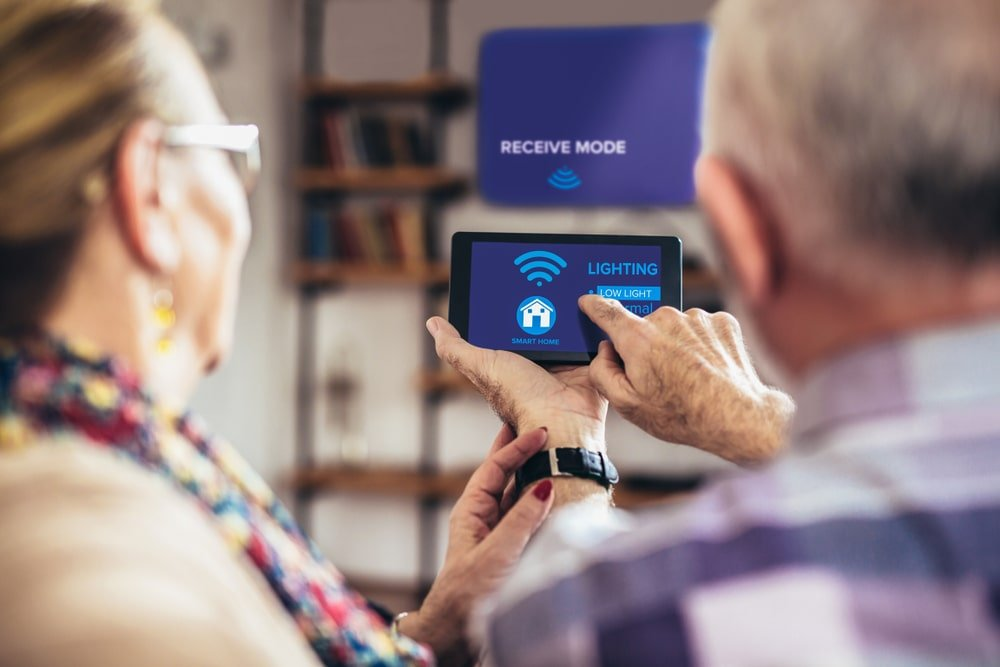 Home Monitoring for Seniors